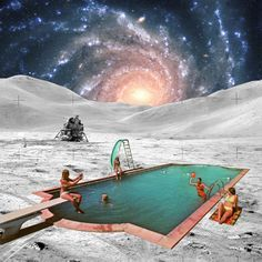qqqq Collage by Steven Quinn Collages, Surreal Collage, Surreal Art, Photomontage, Mixed Media Collage, Collage Art, Psy Art, Retro Futurism, Psychedelic Art