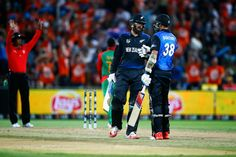 HAMILTON: Opener Martin Guptill hit a fighting century to guide New Zealand to their sixth consecutive victory in the World Cup with a three-wicket win over an inspired Bangladesh in Hamilton on Friday.