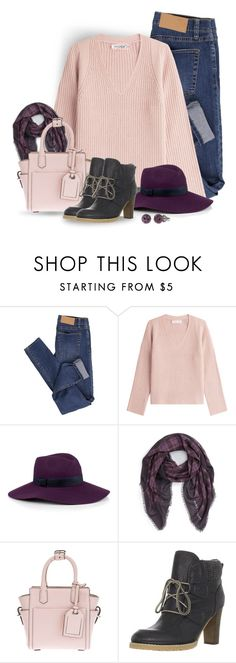"""""""Floppy Hat"""" by justjules2332 ❤ liked on Polyvore featuring Cheap Monday, Helmut Lang, Christys', Marc Jacobs, Reed Krakoff, See by Chloé and Effy Jewelry"""
