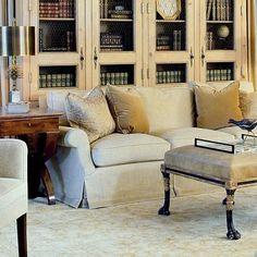 Interior Design : Annelle Primos Photo: Chipper Hatter Architect: Kevin Harris