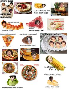 one direction songs if niall wrote them.... :)