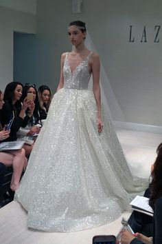 Lazaro Spring New York Bridal Market