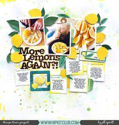 More Lemons Again #hipkitclub #march2018