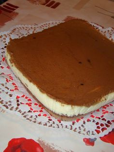 Prajitura Krem a la krem - dukan style Sugar Free Desserts, Fără Gluten, Tiramisu, Diet Recipes, Cheesecake, Ethnic Recipes, Food, Style, Dukan Diet