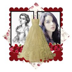 """Adelaide Kane as Belle"" by alyssa-eatinger ❤ liked on Polyvore"