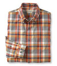 Shirts: Men's | Free Shipping at L.L.Bean