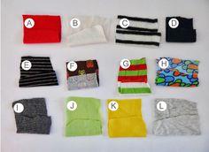 diario de naii: Mi Naii herramientas de coser Knits