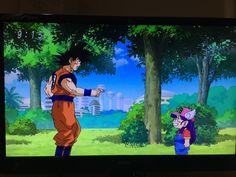 Goku vs Arare