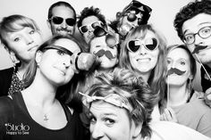 Photobooth Anniversaire ©Studio Happy to See Photographe Toulouse