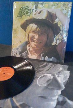 John Denver -Denver's Greatest Hits RCA CPL1-0374 Vinyl 33rpm LP Original Shrink