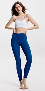 Amazon.com: mulawear Women Tummy Control Yoga Capris Pants High Rise Workout Leggings for Running Cycling with Side Pockets | BLUL-10 Blue Light: Clothing Surfer Girl Outfits, Teenage Girl Outfits, Girls Fashion Clothes, Girls Summer Outfits, Cute Girl Outfits, Outfits For Teens, Cool Outfits, Workout Leggings, Women's Leggings
