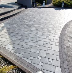 Kostka brukowa Symfonia 2019 Kostka brukowa Symfonia The post Kostka brukowa Symfonia 2019 appeared first on Patio Diy. Backyard Patio Designs, Yard Design, Diy Patio, Front Yard Landscaping, Budget Patio, Garden Paving, Pavers Patio, Patio Stone, Concrete Patio