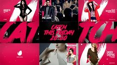 Pink Fashion Broadcast - Project for After Effects (Videohive)