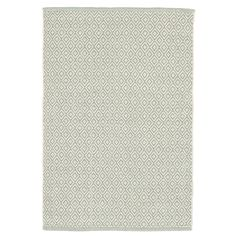 You asked, we listened. This rug is the soft cotton cousin to our best-selling Diamond and Petite Diamond Indoor/Outdoor Rugs. Woven in a smaller scale diamond pattern, it comes in a full spectrum, so you can play with color, from room to room. Available in eight fresh colorways. Pair with Herringbone for the ultimate style statement.