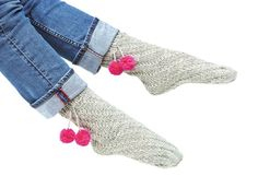 Socka utan häl: Här är mönstret till vår mest efterfrågade socka Crochet Socks Pattern, Knit Or Crochet, Fabric Yarn, Knitting Socks, Diy Projects To Try, Mittens, Tatting, Diy And Crafts, Textiles