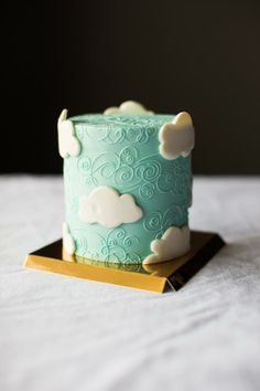 Cloud cake.