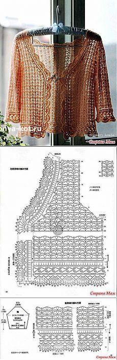 Captivating Crochet a Bodycon Dress Top Ideas. Dazzling Crochet a Bodycon Dress Top Ideas. Gilet Crochet, Crochet Coat, Crochet Jacket, Crochet Cardigan, Crochet Shawl, Irish Crochet, Crochet Clothes, Cardigan Pattern, Crochet Stitches Patterns