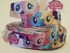My Little Pony Friendship Is Magic 1 Inch  by SecoyasStyles, $1.35