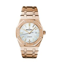Audemars Piguet Royal Oak http://www.vogue.fr/mode/shopping/diaporama/cadeaux-de-noel-ambre/11026/image/654011#audemars-piguet-royal-oak