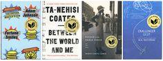2015 National Book Awards Winners
