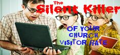 3 Types of Church Web Sites That Kill The Church Visitor Rate