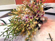 Orchids!! Bride's bouquet