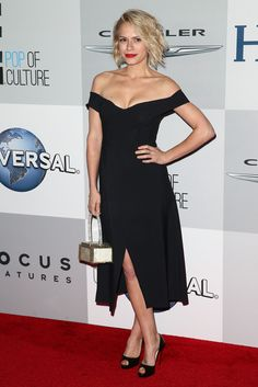 Bethany Joy Lenz Photos - Actress Bethany Joy Lenz attends NBCUniversal's Annual Golden Globes After Party at The Beverly Hilton Hotel on January 2015 in Beverly Hills, California. - NBCUniversal's Annual Golden Globes After Party - Arrivals Pixie, Bethany Joy Lenz, Golden Globes After Party, Strapless Dress Formal, Formal Dresses, Celebs, Celebrities, Looks Cool, Hair Inspiration