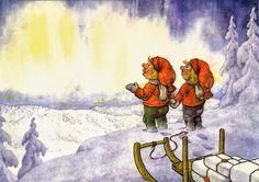 Rolf Lidberg -- the northern lights