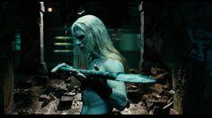 Luke Goss as Prince Nuada Silverlance in Hellboy II: The Golden Army