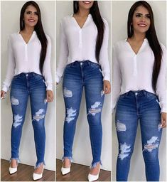 Pin on Costura Ideas Casual Work Outfits, Professional Outfits, Work Casual, Classy Outfits, Stylish Outfits, Casual Looks, Casual Dresses, Cute Outfits, Look Fashion