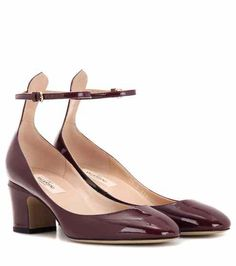 Patent leather pumps | Valentino
