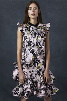 Erdem Resort 2016 - Collection - Gallery - Style.com  http://www.style.com/slideshows/fashion-shows/resort-2016/erdem/collection/22
