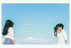 43 New Ideas Photography Studio Lighting Setup Korean Couple Photoshoot, Couple Shoot, Relationship Goals Pictures, Cute Relationships, Ulzzang Couple, Ulzzang Girl, Couple Aesthetic, Fashion Couple, Couple Art