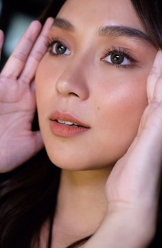 Filipina Actress, Daniel Padilla, Kathryn Bernardo, Makeup Obsession, Rhinoplasty, Asian Beauty, Asian Girl, Stylists, Make Up