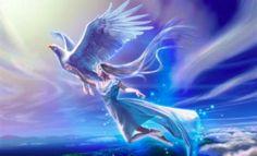Dia 7 de junho - Mitologia Nórdica - Dia de Silfos