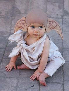 Dobby the house elf costume