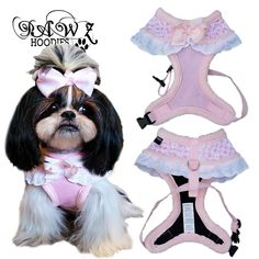Pink All Dressed Up Harness