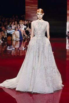 Not Your Average Dress - Elie Saab Fall 2013 Haute Couture Collection - Bajan Wed : Bajan Wed