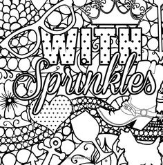 With Sprinkles HJ Bellus 9781533221971 Amazon Books