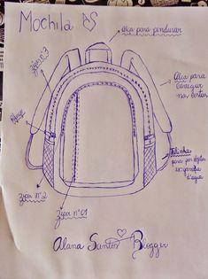 Most recent Pictures sewing bags school Popular Khaki Green Multi Pockets Casual Backpacks bags School Travel Laptop - Her Crochet Mochila Tutorial, Bag Quilt, Mochila Jeans, Sac Vanessa Bruno, Jean Crafts, Backpack Pattern, Back Bag, Denim Bag, Fabric Bags