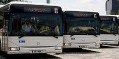 Autobusët e Tiranës së Re, fluks në orët e pikut
