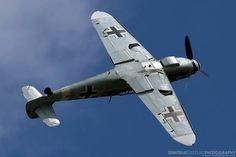 Under Side / Messerschmitt Bf 109