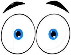 How Visuals Help Us Learn - Edudemic Eyes Clipart, Emoji Clipart, Clipart Images, Visual Meaning, Monster Coloring Pages, Laughing Emoji, Learning Theory, Green Monsters, Googly Eyes
