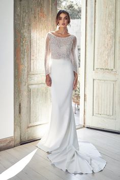 Anna Campbell Trunk Show Event March & 2020 at The Bridal Studio in Salt Lake City for One weekend only! Receive off your purchase of Anna Campbell gowns during the trunk show event! Anna Campbell Dress, Anna Campbell Bridal, Dream Wedding Dresses, Bridal Dresses, Wedding Gowns, Bridal Collection, Dress Collection, Bridal Style, Ball Gowns