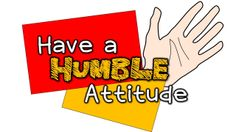 Have a Humble Attitude! (song for kids about being humble & correctable)