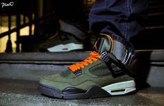 UNDFTD x Air Jordan IV Retro