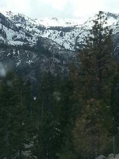 Lago Tahoe8 Lago Tahoe, Mountains, Nature, Travel, Naturaleza, Viajes, Traveling, Natural, Tourism