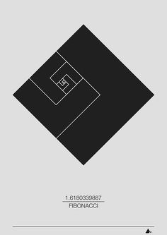 "- very nice stuff - share it ""Fiboncci Sequence (Square)"" Art print Leonardo Fibonacci is an Italian mathematician from the century. Mathematics Geometry, Geometry Art, Sacred Geometry, Leonardo Fibonacci, Math Art, Square Art, Golden Ratio, Painting & Drawing, Art Design"