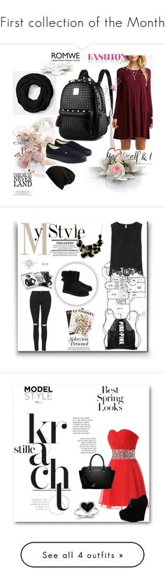 First collection of the Month by fasion-forever-123 on Polyvore featuring Assouline Publishing and Chanel