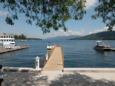 Lake George, NY. in the Summer time is awesome.